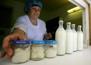 молочной кухне