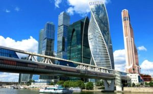 смотровую площадку в ММДЦ Москва-Сити