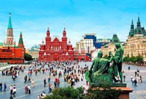 достопримечательности для детей в Москве
