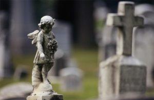 место на кладбище