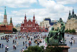 Красной площади