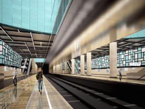 станции «Юго-Восточная» в Москве