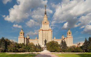 Университеты Москвы